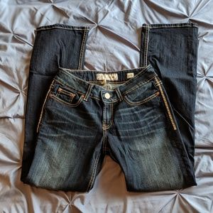 BKE Denim Culture Boot Cut Jeans Size 28R